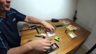 видео Белая Xiaomi Yi Action Camera