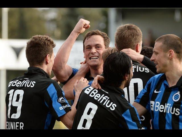 2013-2014 - OH Leuven - Club Brugge - GOAL Tom De Sutter