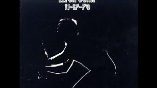 Elton John - Take Me to the Pilot (Live in New York 1970)