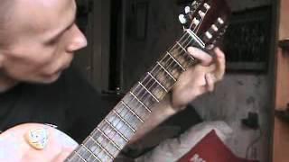 Скачать Учимся играть на гитаре песню Gary Moore With Love Remember