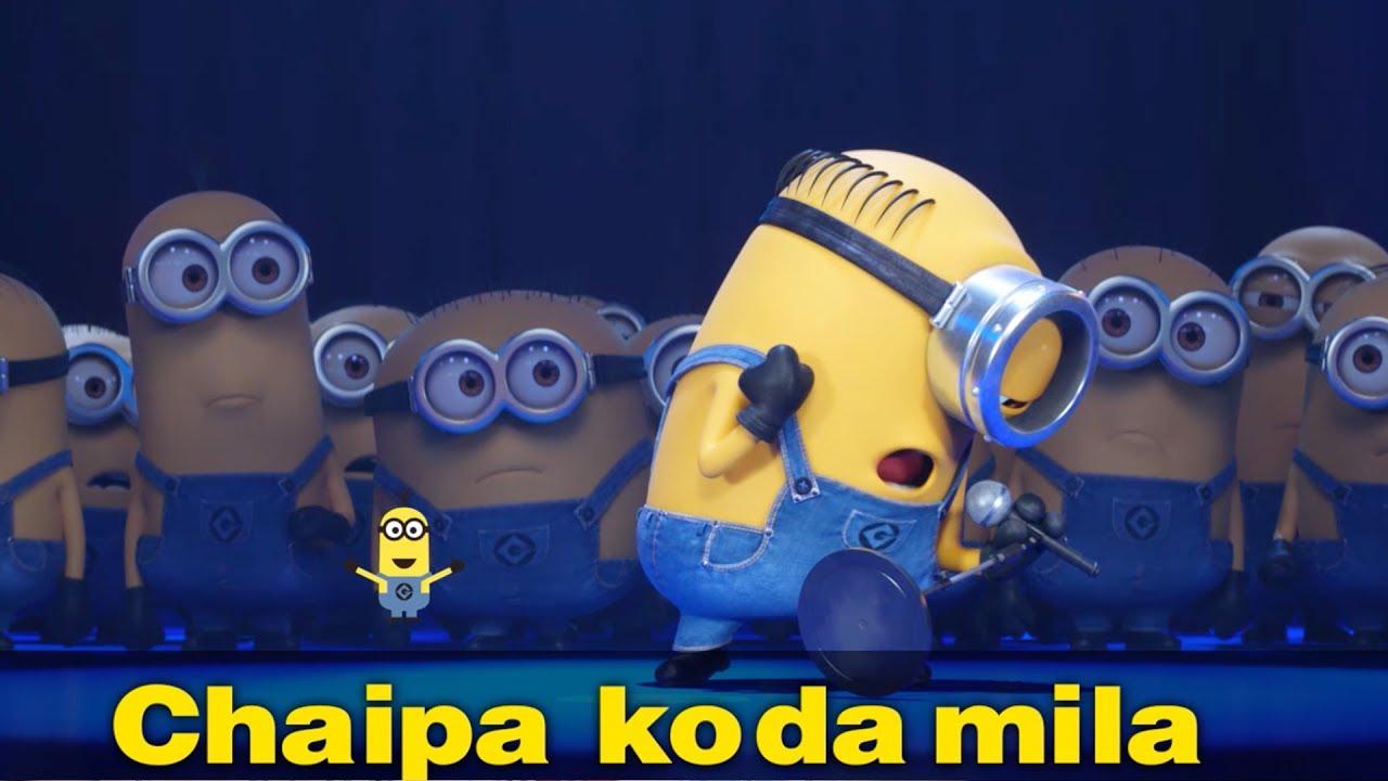 Cattivissimo Me 3 Clip Karaoke Canta Con I Minions Youtube