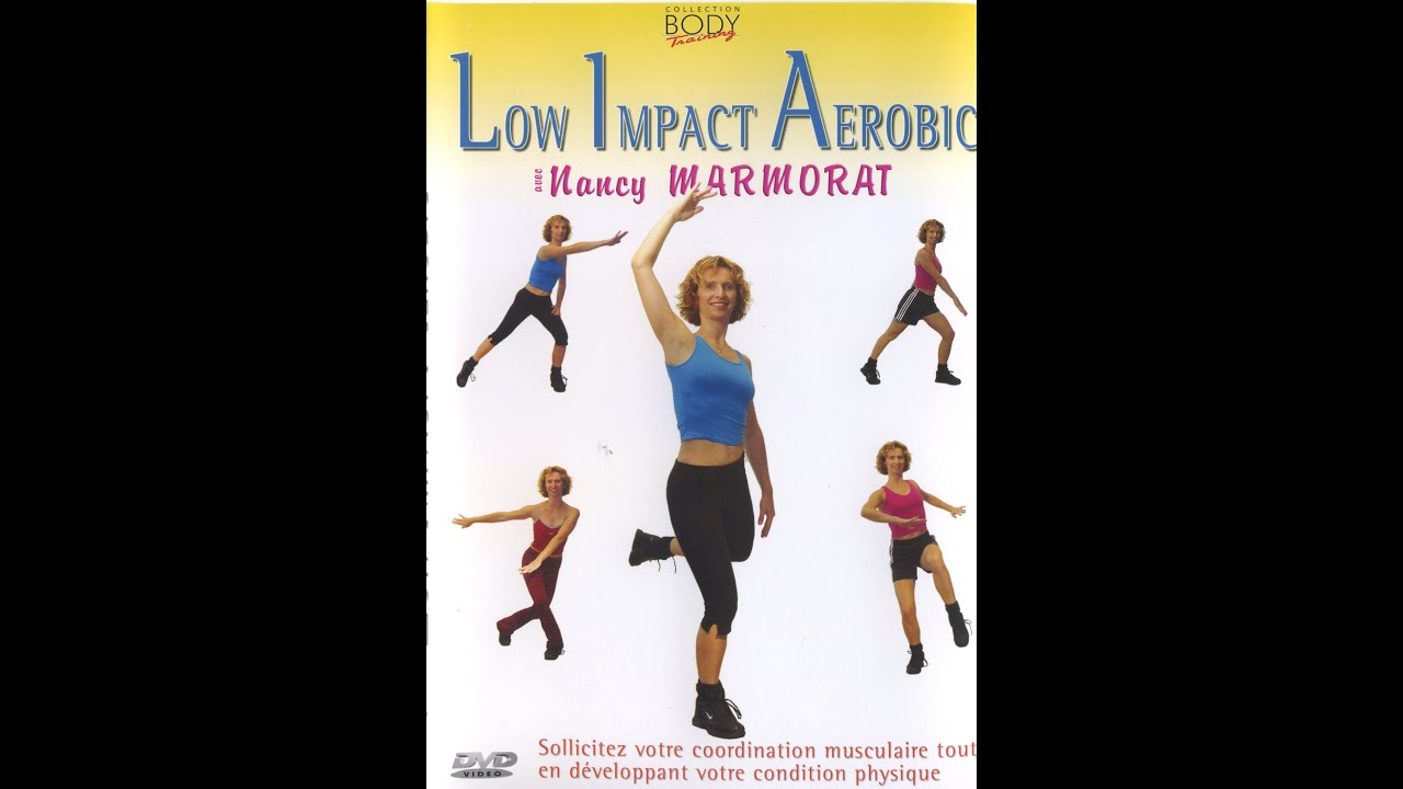 low impact aerobic cours d 39 aerobic complet youtube. Black Bedroom Furniture Sets. Home Design Ideas