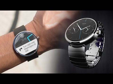 Google's Android Wear Almost Here! Smartwatches, Coming ...
