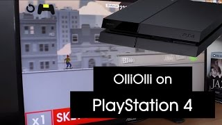 OlliOlli on PS4 - How To Play The Game?!