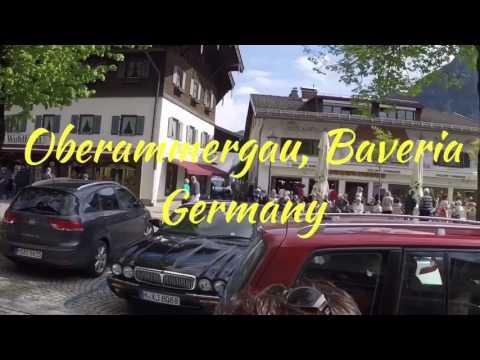 Germany, Austria, and Switzerland Trip, May 2016!