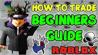 How to Trade Oฑ ROBLOX (Beginners Guide 2020) | Everything You Need To Know