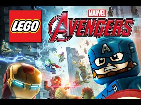 Lego Marvel S Avengers Demo Gameplay Xbox 360