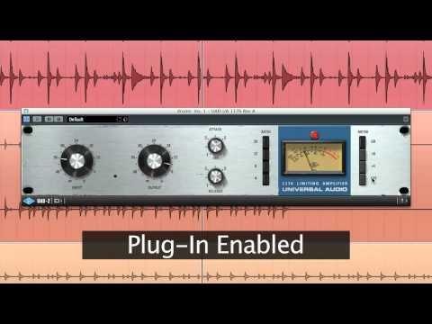 Tips & Tricks — 1176 Classic Limiter Collection Plug-Ins