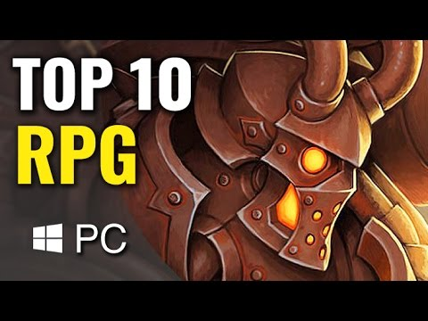 Top 10 Role-Playing Games on PC | RPG