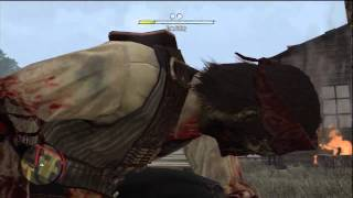 Red Dead Redemption Undead Nightmare Xbox 360 GamePlay