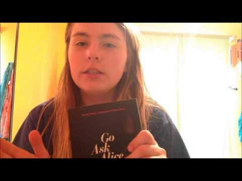BOOK REVIEW   GO ASK ALICE   YouTube YouTube BOOK REVIEW   GO ASK ALICE