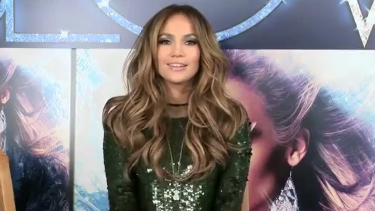 Jennifer Lopez's Celebrity Playlist