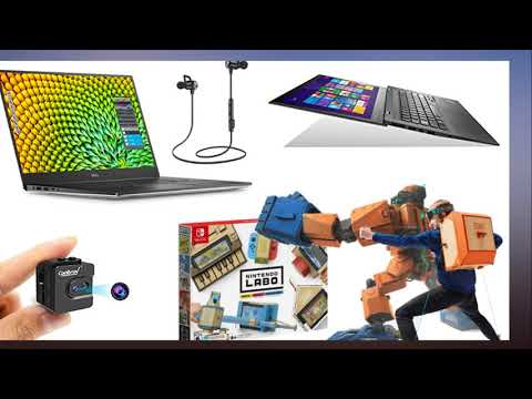 Save up to $300 on Dell Inspiron items, pre order Nintendo LABO Kits, and more of today's best