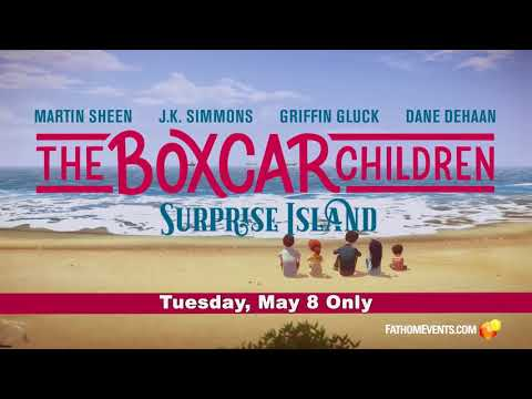 The Boxcar Children - Surprise Island Trailer