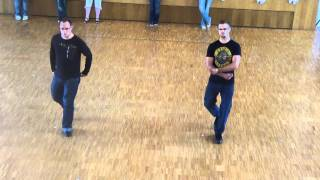 Line Dance Choreographie Brantley Gilbert - The Best of Me @ German World of Dance 2012