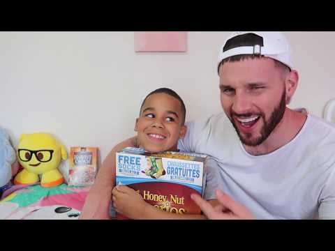 Favorite Cereal Johnny Johnny Yes Papa Song | FamousTubeKIDS