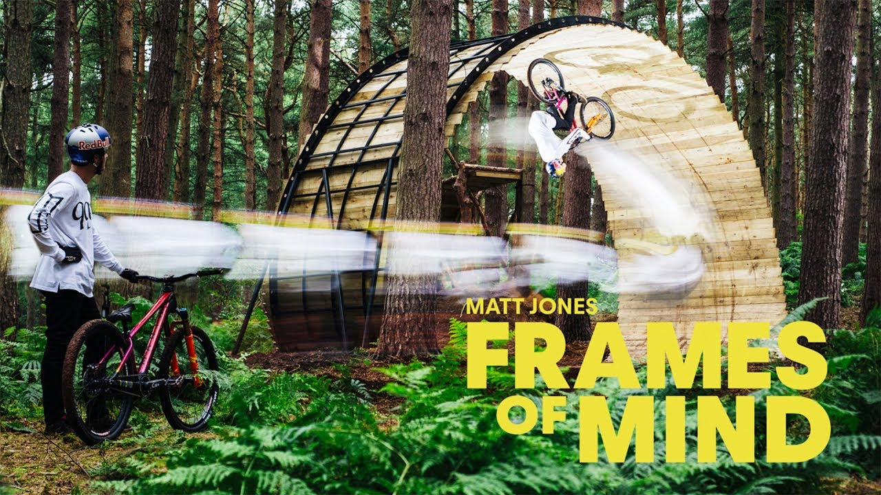 Stunning MTB masterclass: Matt Jones | Frames Of Mind - YouTube