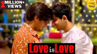 LOVE IS LOVE SHORT FILM Cute Gay Love Story Valentine Day Special LGBTQ Short Films Content Ka Keeda