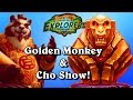 Golden Monkey Cho Show ~Hearthstone The League of Explorers