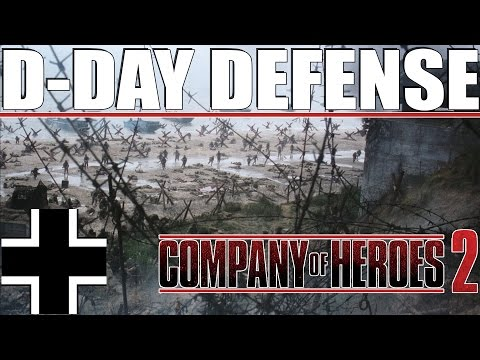 Company of Heroes 2: D-Day Defense
