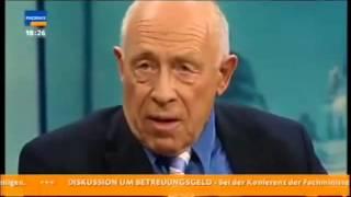 Heiner Geissler spricht Klartext über Treffen der politische Eliten