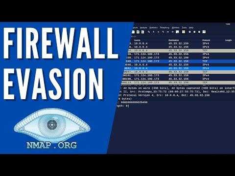 Nmap - Firewall