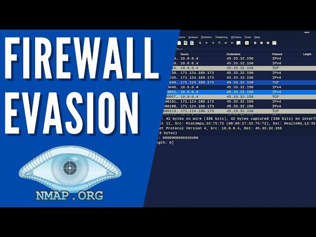 Nmap - Firewall Evasion (Decoys, MTU & Fragmentation)
