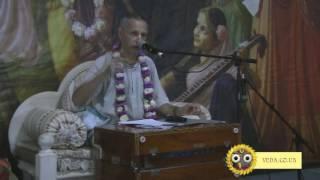 Враджендра Кумар дас - 3. Время - движущий фактор творения