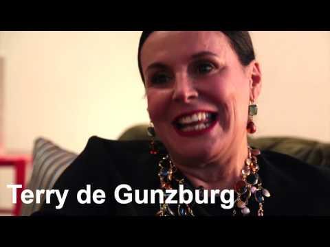 Les bonnes manières de Terry Gunzburg