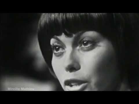 Mireille Mathieu - Une Histoire D'amour (1971)
