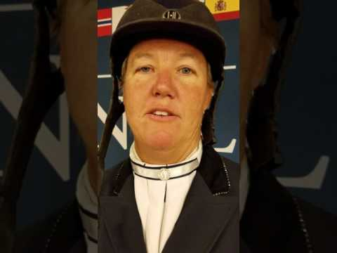Jacqueline Brooks talks about the FEI World Cup Coming to Omaha