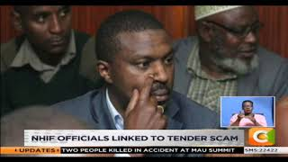 Suspended NHIF CEO arrested, grilled