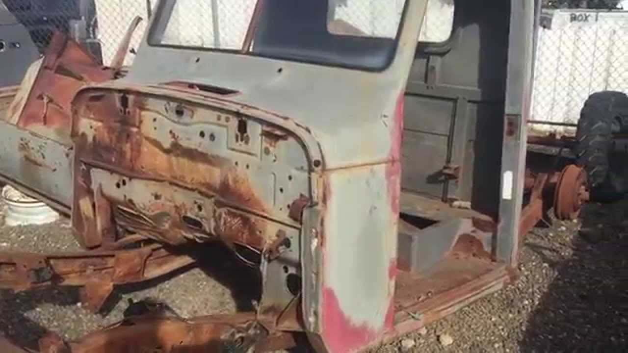 Willys Jeep Truck For Sale >> 1951 JEEP KAISER WILLYS WILLY PICKUP TRUCK CAB NICE SHAPE - YouTube