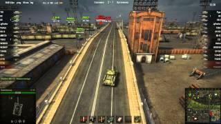 WOT: Порт - СУ-85 - 1 фраг(, 2013-03-19T05:25:10.000Z)