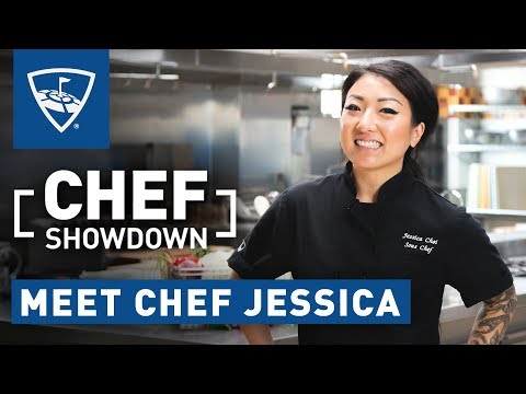 Chef Showdown | Meet Chef Jessica | Topgolf