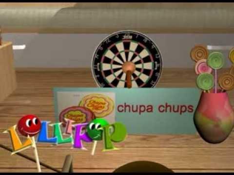 Quảng cáo kẹo chupa chups