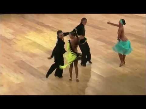 WDSF International Open Latin 2012 | Международный турнир Москвич