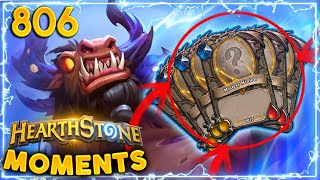 6 Legendaries 1 Unstable Evolution | Hearthstone Daily Moments Ep.806
