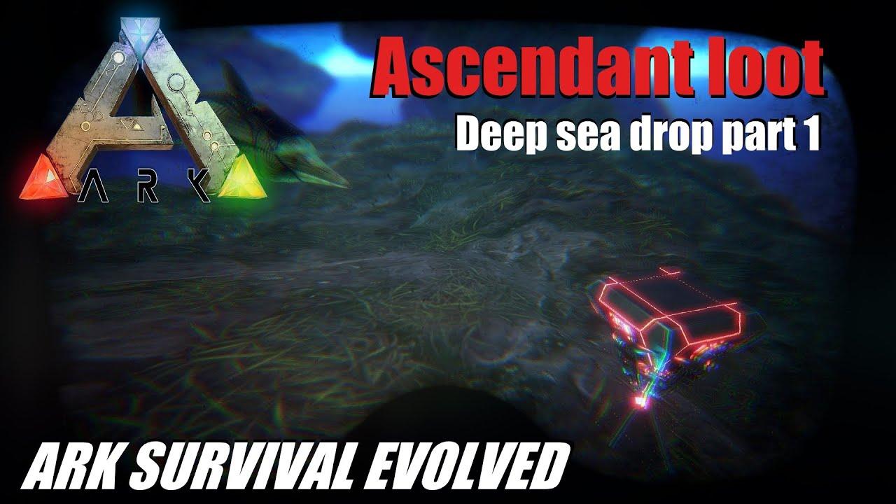 Ark survival evolved ascendant deep sea drop compilation part1 ark survival evolved ascendant deep sea drop compilation part1 youtube malvernweather Images