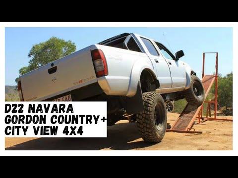 D22 Navara City View & Gordon Country