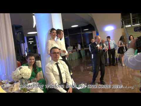Ukraine Wedding + Australian Poems
