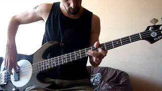 Foghat - Slow Ride (Bass Cover)