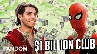 Spider-Man & Aladdin Cross $1 Billion + Biggest Tarantino Opening Ever   Charting with Dan!