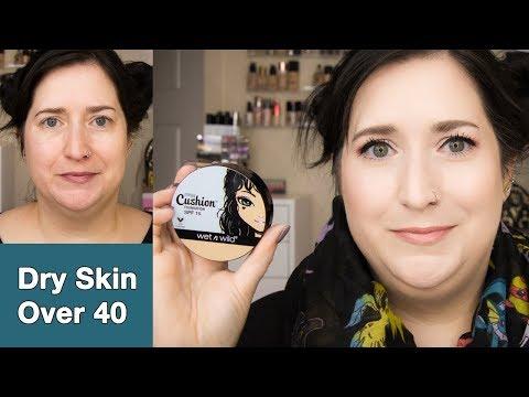 WET N WILD MEGA CUSHION FOUNDATION | Dry Skin 10-Hour Wear Test