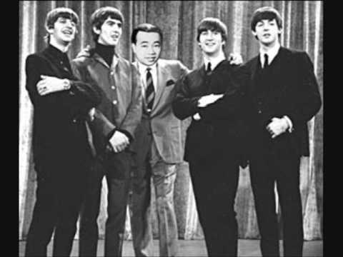 Sinn Sisamouth with The Beatles