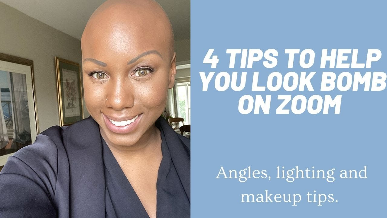 How to Look Great on Your Next Zoom Call