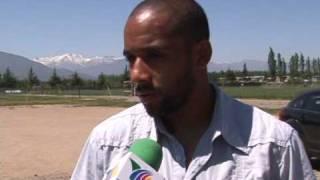 TV AZTECA DEPORTES EN SUDAMERICA-JEAN BOUSEJOUR AL AMERICA