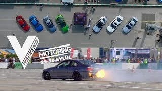 V Weekend V Fest Intercity Istanbul Park 2018 Efsane Otomobiller, Drift ve Geyik İçerir