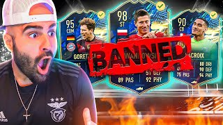 WTF GETTING BAN ON FIFA BY EA FOR MAKING THIS VIDEO... FIFA 21 RANT
