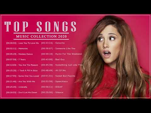 Top 50 Song This Week 🎈 New Popular Songs Playlist 2020